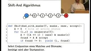 Sequenzanalyse in der Bioinformatik mit Python