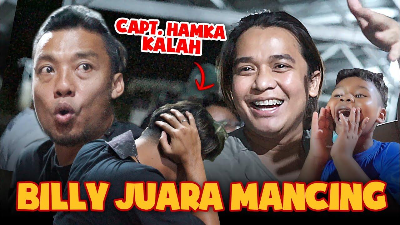 Download HAMKAH KAGET BILLY DAPET IKAN BESAR