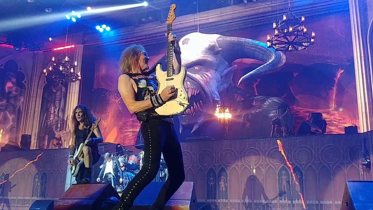 Iron Maiden - Iron Maiden Live Belfast 2018 - YouTube