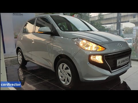 Hyundai Santro Asta
