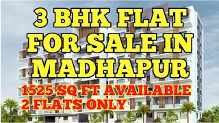 3 BHK FLAT FOR SALE IN MADHAPU…