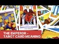 Frame from The Emperor - Tarot Card Meaning - Tarot Reader Ms. Sangeeta Gupta - Healing Temples