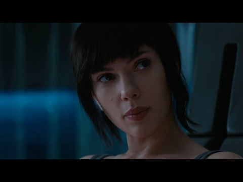 Ghost in the Shell | official trailer #2 teaser (2017) Scarlett Johansson