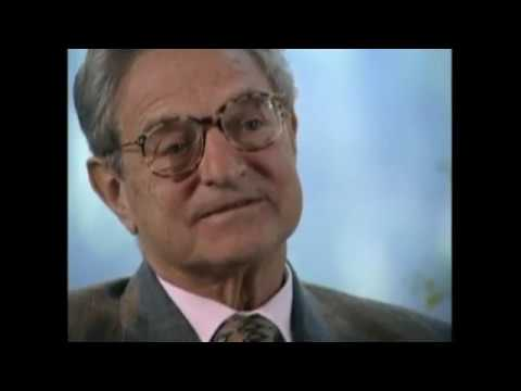 George Soros (Resurfaced 60-Minutes Interview 1998)