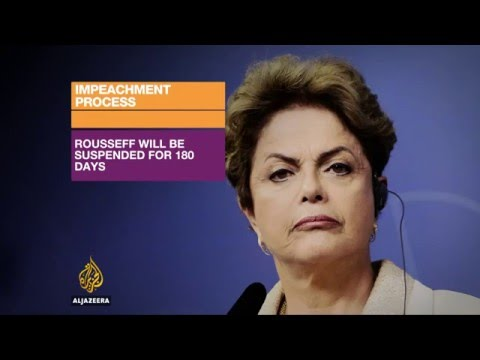 Inside Story - Is it game over for Brazil's first woman pres