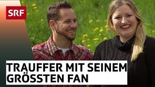 Trauffer überrascht seinen grössten Fan in «Nur für Dich»
