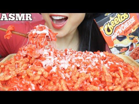 Asmr Cheesy Flaming Hot Cheetos Mac Cheese Eating Sounds Sas Asmr Youtube 915 followers · личные блоги. youtube
