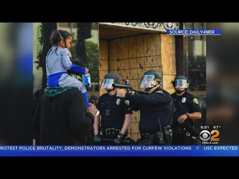 Long Beach Police React To Controversial Photo