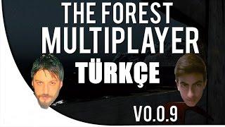 The Forest Türkçe Online Co op | Baltacı Sarp | Bölüm 3