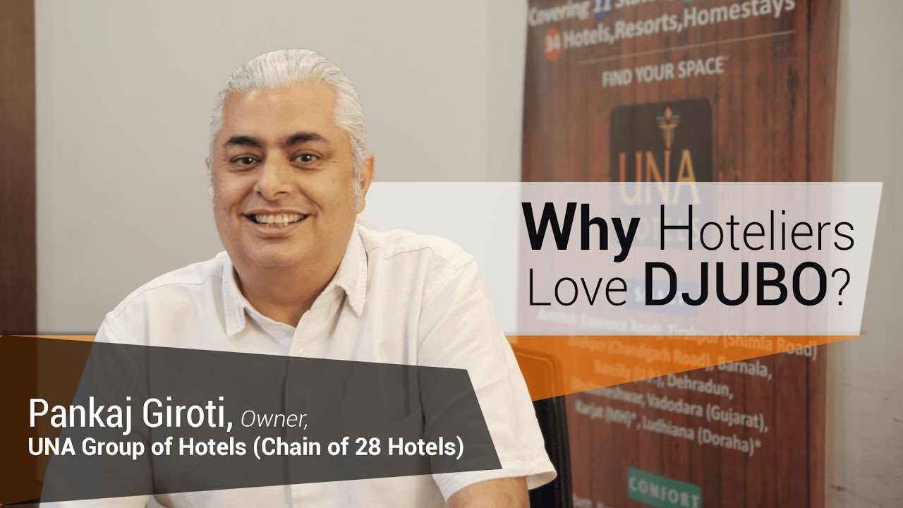UNA Group of Hotels - Why do Hotel Chains Love DJUBO Hotel Sales Management Solution