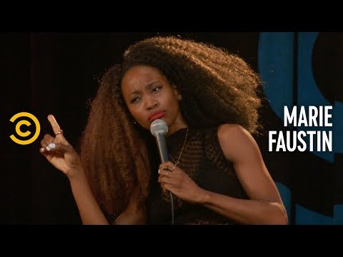 """Marie Faustin: """"Where Do Men Get This Confidence From?"""" - Stand-Up Featuring"""