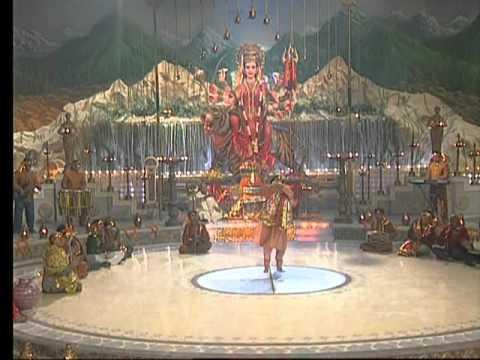 Teri Chunari Ka Rang Hai Laal Mata [Full Song] Bhawani Maa Muradein Baantati