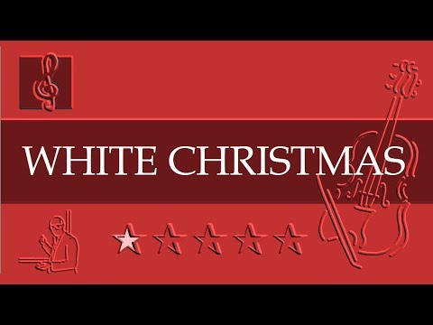 Violin TAB - White Christmas - Christmas song (Sheet Music)