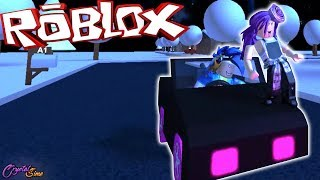 FIESTA EN EL COCHE | WORK AT A PIZZA PLACE ROBLOX | CRYSTALSIMS