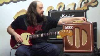 Fender Musicmaster II 1965 Vizy + Vizy Wanderer