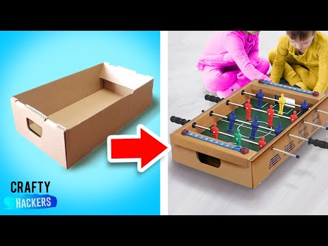 THIS IS GENIUS! Kids Toys You Can DIY From Cheap Everyday Ob