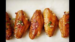 香煎鸡翅   一上桌就被抢空,制作简单,这个必须学会!