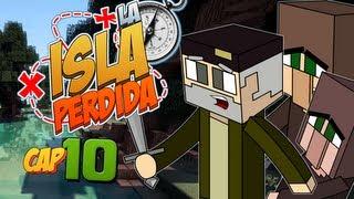 EL EPISODIO PERDIDO!! - Episodio 10 | LA ISLA PERDIDA | Minecraft Survival Mods Serie