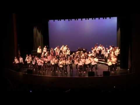 Phantom of the Opera Medley- North Reading Middle School Chorus