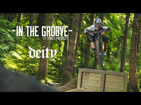 Deity: In the Groove with Tracy Moseley // Forest of Dean MTB