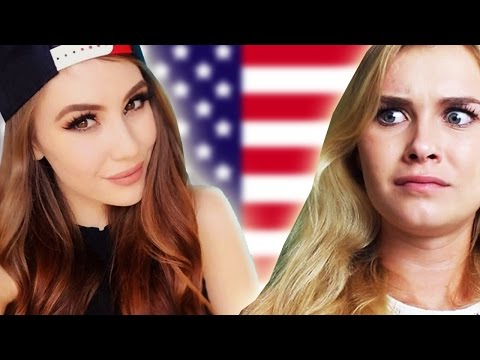 AMERICAN VS EUROPEAN!