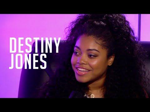 Destiny Jones Talks Her Dad NAS, Groupies, and More.