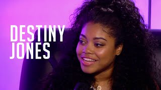 vuclip Destiny Jones Talks Her Dad NAS, Groupies, and More.