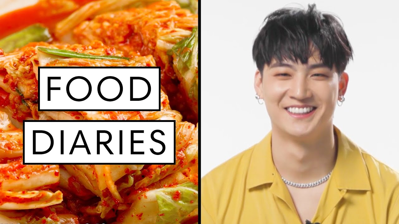 Everything Jay B Eats in a Day | Food Diaries: Bite Size | Harper's BAZAAR