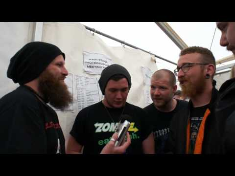 Morgue Orgy Bloodstock Interview 2014