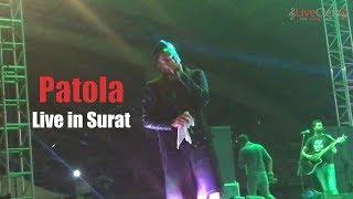 Patola Live in Surat | Guru Randhawa | LiveClefs