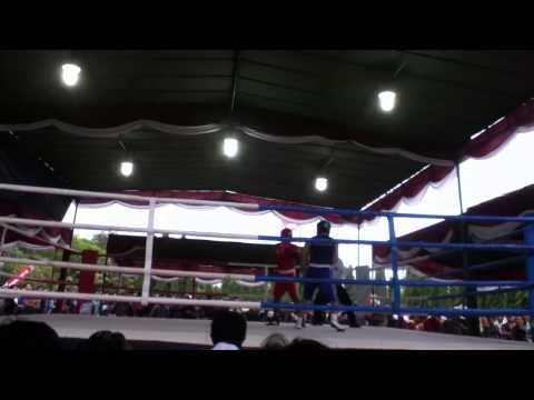 PORPROV BALI 2013 - Middleweight Class - semifinal round