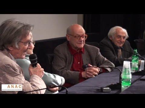 """Franco Giraldi racconta """"La rosa rossa"""" - Percorsi di Cinema 2009"""
