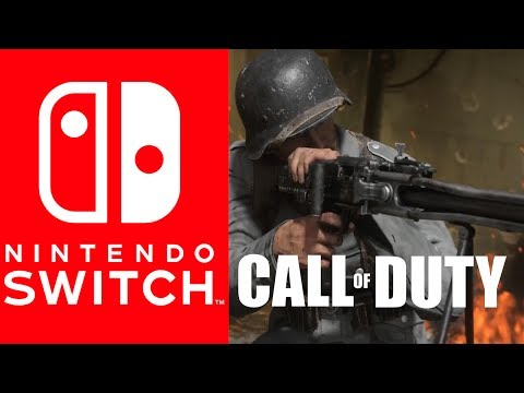 Call of Duty Nintendo Switch: EVERYTHING We Know
