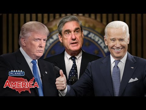 Mueller Vs Barr cagefight + Here comes Biden! | Planet America