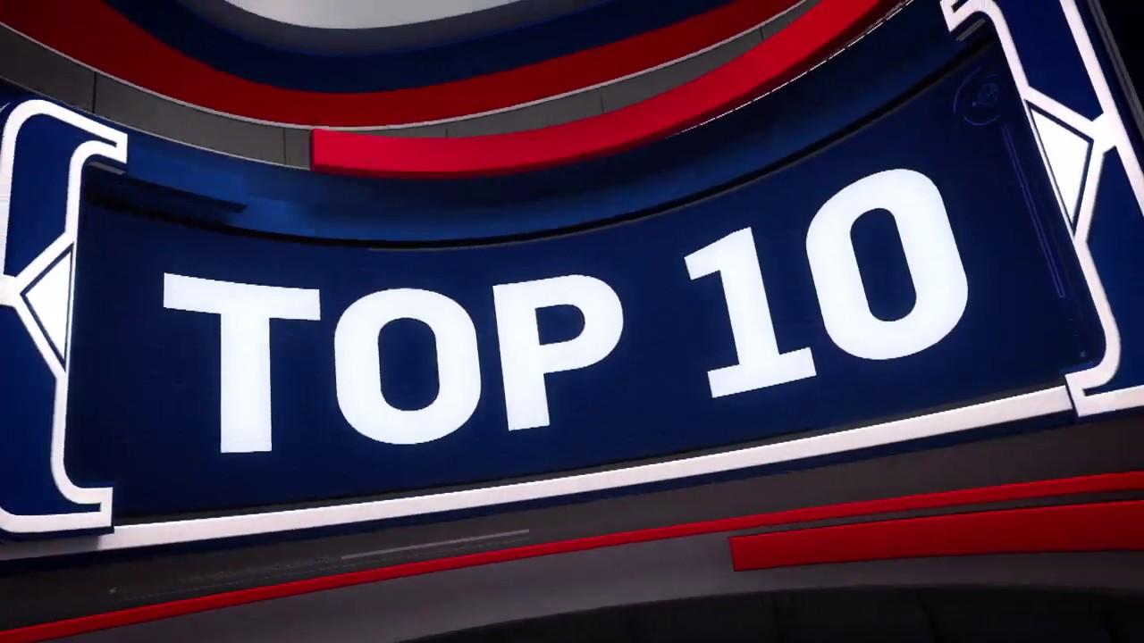 NBA Top 10 Plays of the Night   January 20, 2020