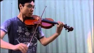 Trinity TCL Violin 2016-2019 Grade 1 A1 Dawe Bohemia (Polka) Performance