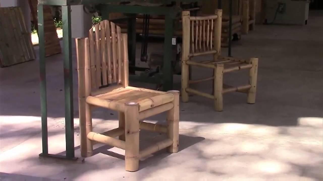 Sillones De Bambu Muebles De Bamb Municipio De Teocelo Veracruz  # Muebles Debambu