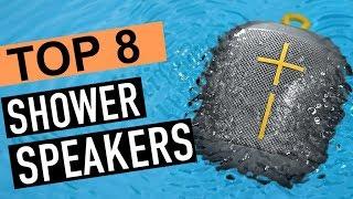 BEST 8: Shower Speakers 2018