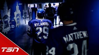 What happens if both Matthews and Nylander return?