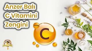 Anzer Balı C Vitamini Zengini