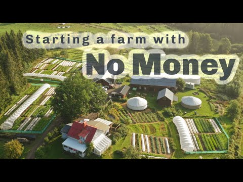 Starting a farm with no money