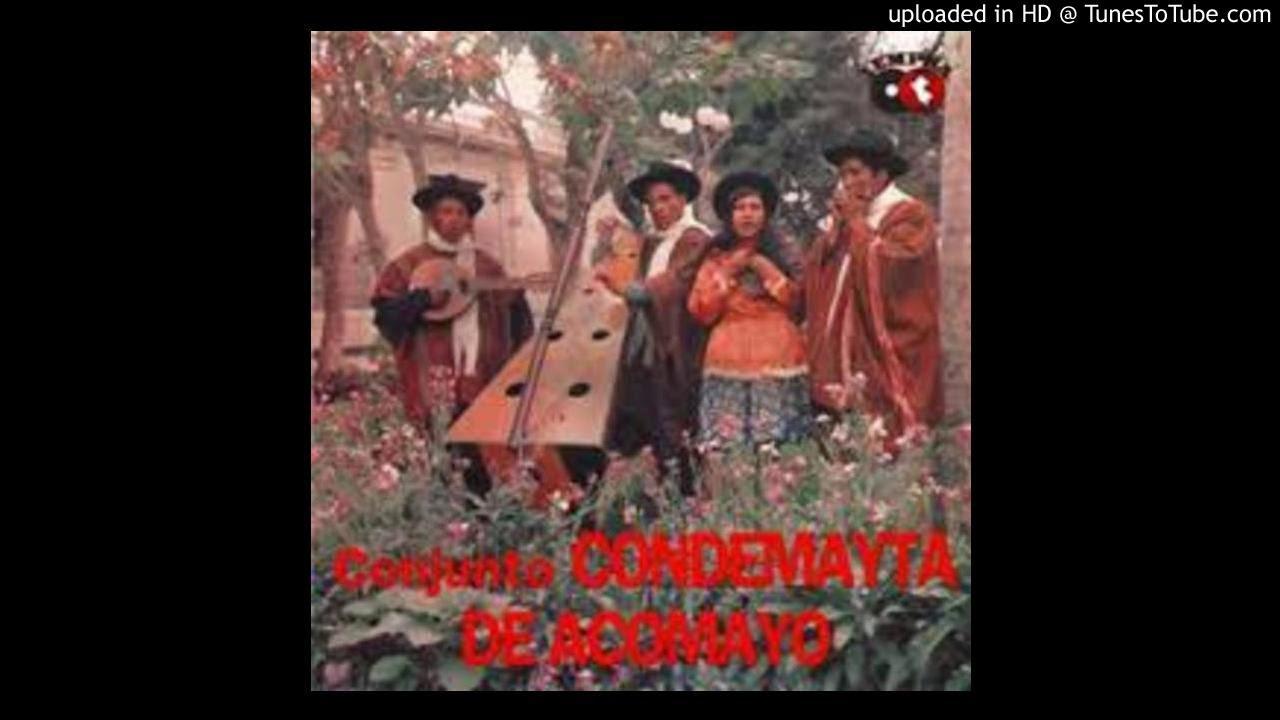 Condemayta De Acomayo - Dos Tomasinos