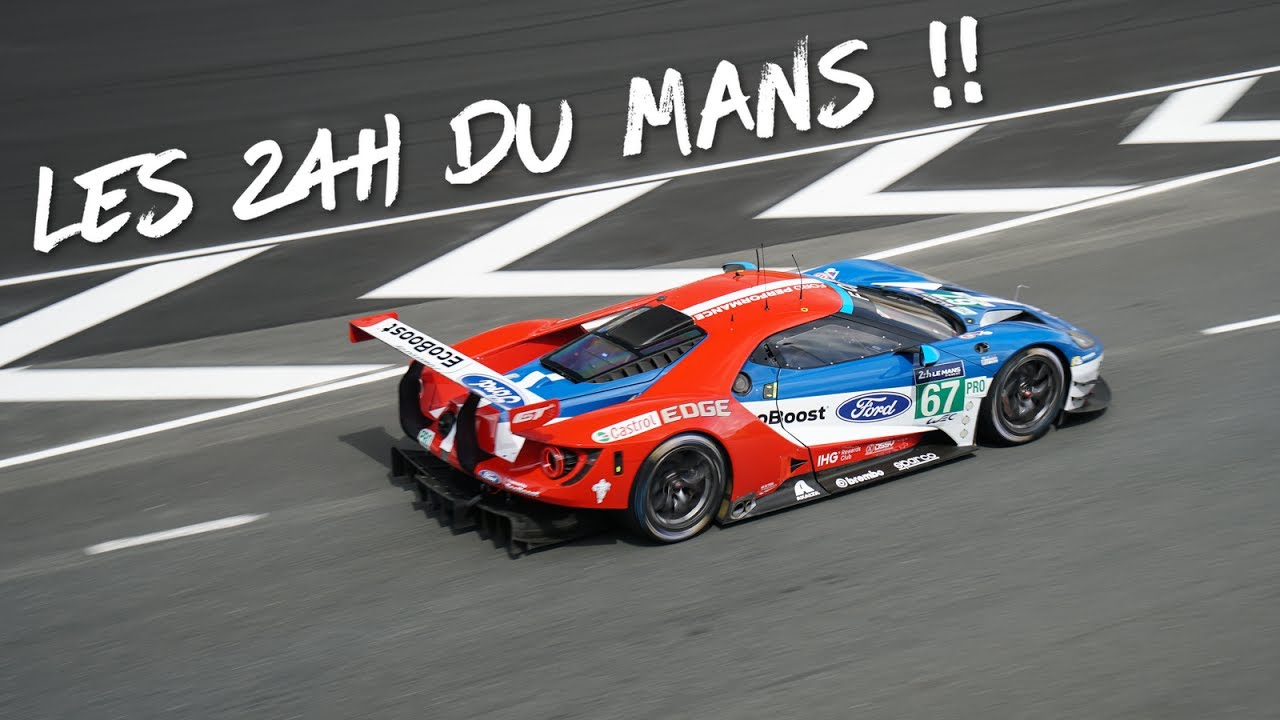 les 24h du mans 2017 la journ e test lmp1 lmp2 gte pro gte am youtube. Black Bedroom Furniture Sets. Home Design Ideas