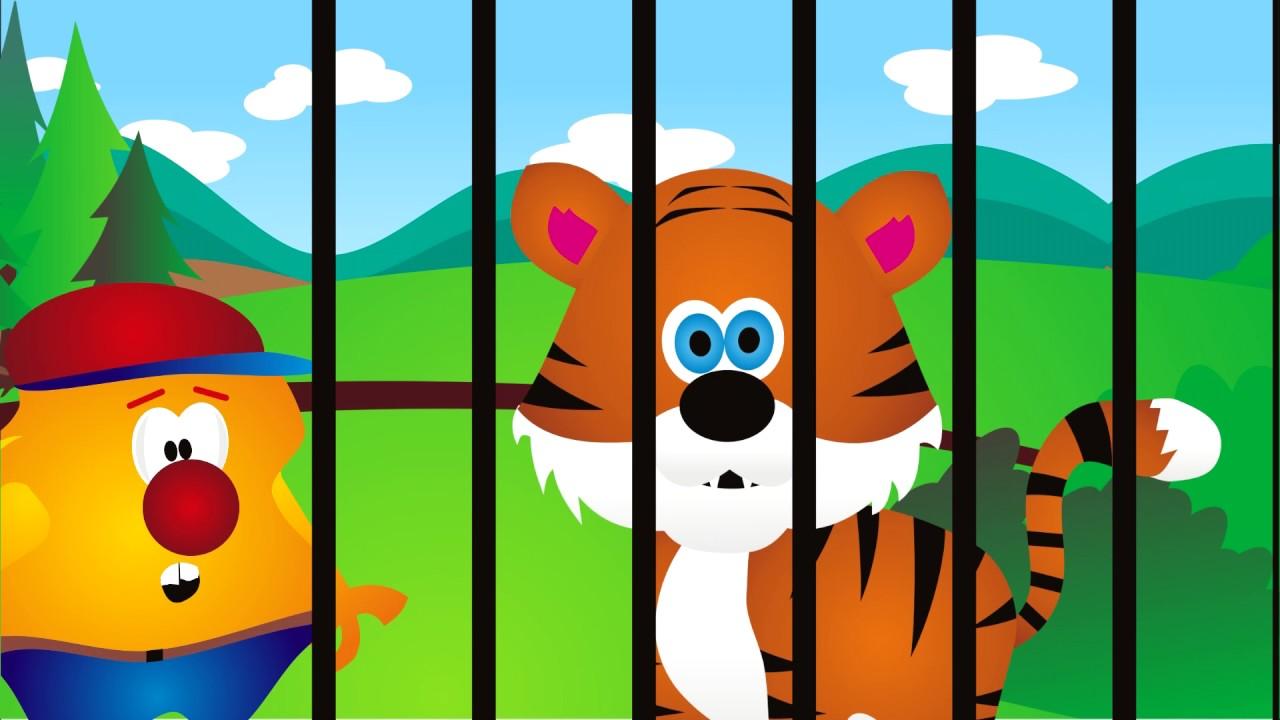 Piosenka Dla Dzieci Tygrys Brzechwa Babadu Tv