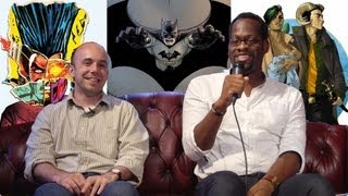 Panel Discussion Ep. 1: An Awesome Batman Finale and Image Comics