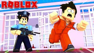 I'm IN A NEW PRISON ULTRA SECURE! Roblox