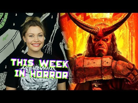 Horror Headlines for March 3, 2019 - Hellboy, IT: Chapter 2, Critters