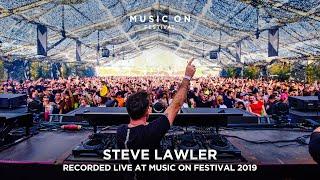 Gambar cover Steve Lawler at Music On Festival 2019