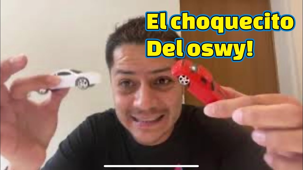 REACCIONANDO AL CHOQUE DE @Oswy López  YouTuber acá te lo explico más detallado!