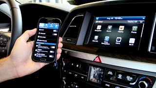 How To Pair Your Bluetooth Smart Phone To The 2015 Hyundai Genesis
